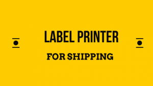 best label printer for shipping